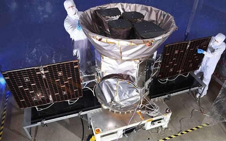 O telescópio é pequeno, mas a expectativa é de que faça grandes descobertas