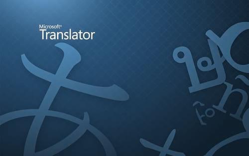 Microsoft Translator contará com traduções offline