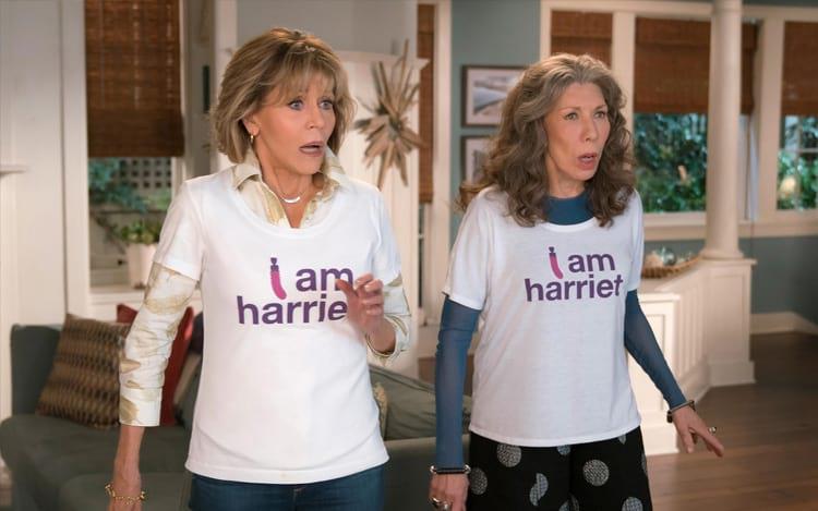 Grace and Frankie para a 5ª temporada
