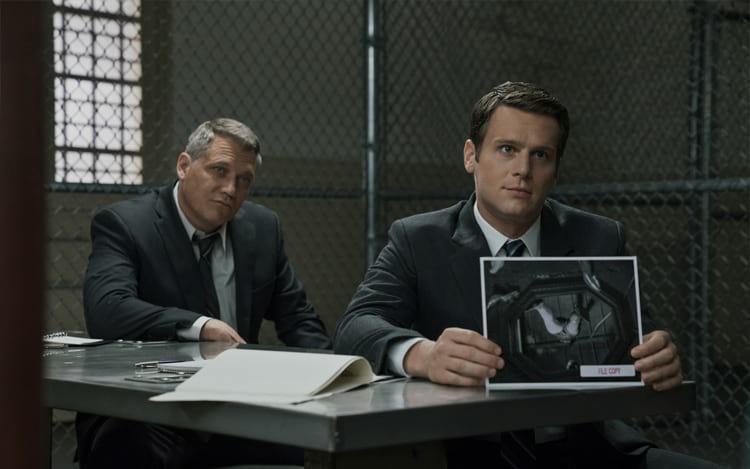 Mindhunter para a segunda temporada