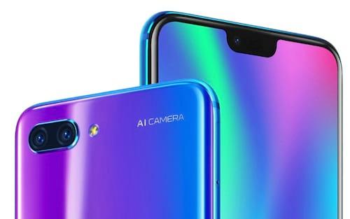 Huawei anuncia Honor 10 com 6 GB de RAM e processador Kirin 970