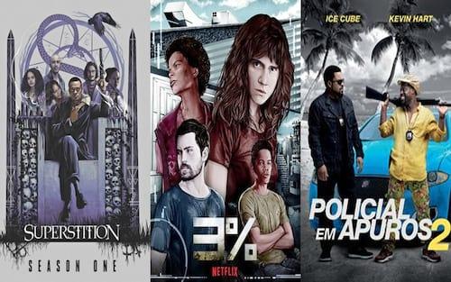 Novidades e lançamentos da Netflix na semana (23/04 - 29/04)