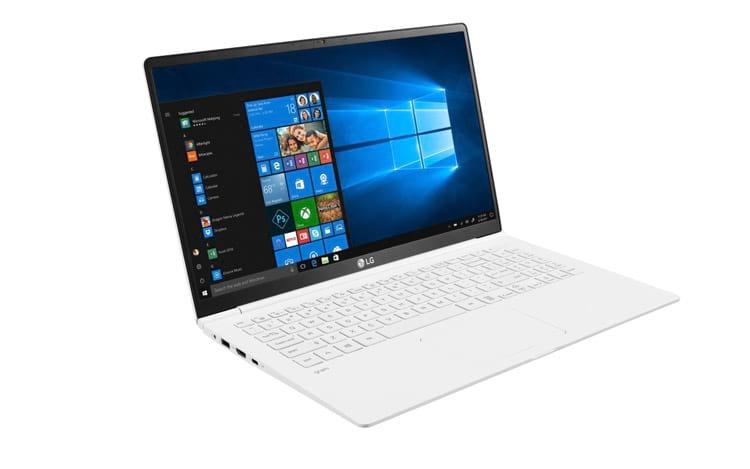 Notebook LG Gram 15 polegadas