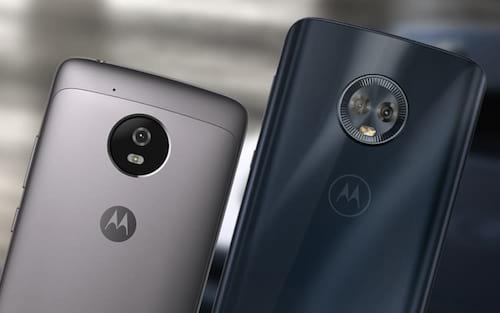 Quais as diferenças entre o Moto G5 e o Moto G6?