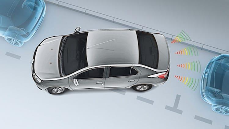 sensor de estacionamento ultrassonográfico