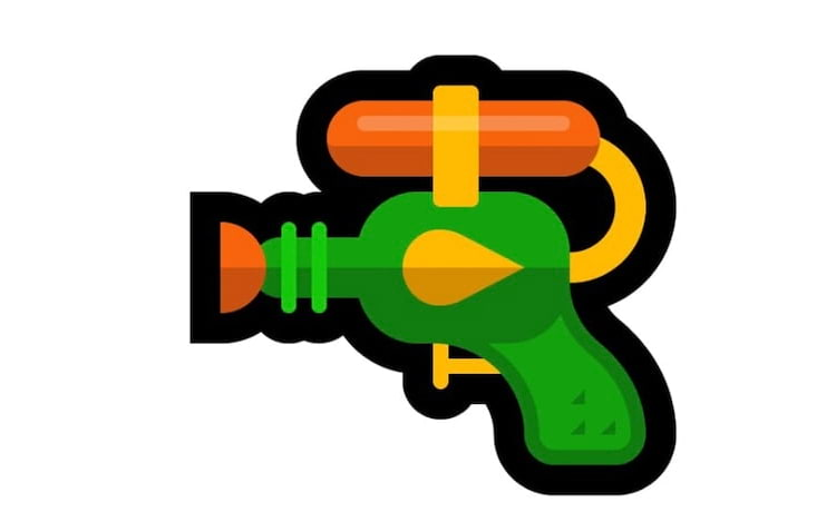 Facebook e Microsoft também irão substituir emoji de arma.