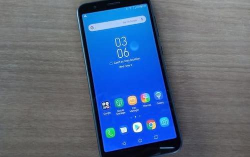ASUS revela Zenfone Live L1 com Android Go