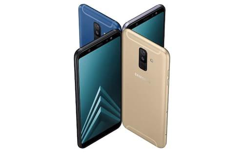 Samsung anuncia Galaxy A6 e A6 Plus