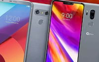 Quais as diferenças entre o LG G6 e o LG G7 ThinQ?
