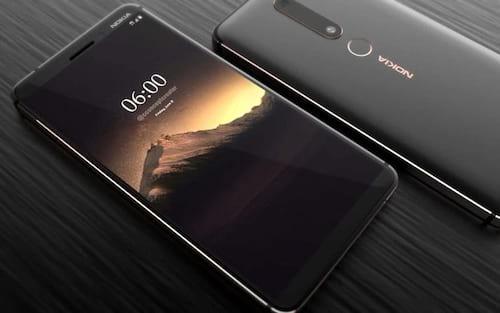 Nokia 6 (2018) chega aos EUA com preço camarada