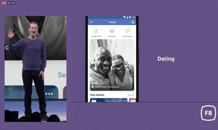 Ferramente vai permitir a realização de um perfil para namoro. (Foto: Reprodução/Facebook)