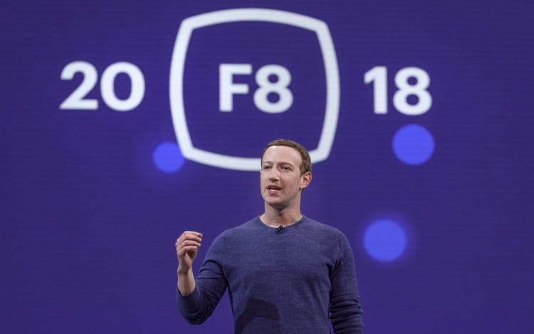 Veja as novidades para o Facebook que foram anunciadas na F8 2018