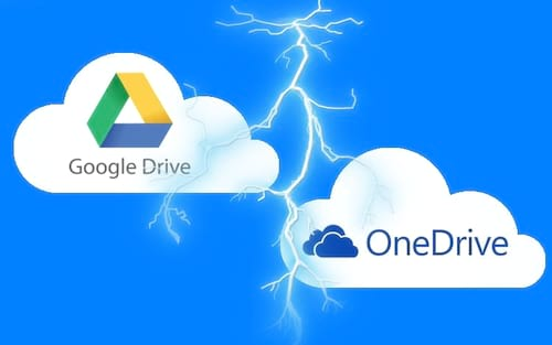 Comparativo OneDrive vs Google Drive: Qual o melhor serviço de armazenamento na nuvem?