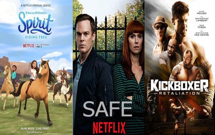 Novidades e lançamentos da Netflix na semana (07/05 - 13/05)