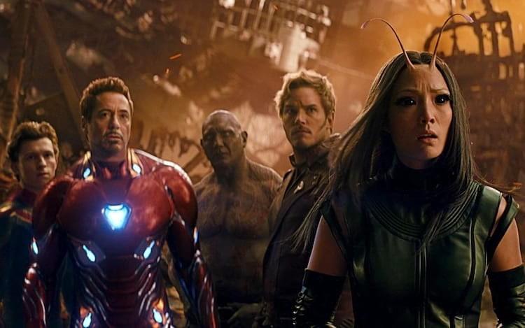 Vingadores: Guerra infinita é recorde em alcançar mais rapidamente a marca de US$ 1 bilhão.