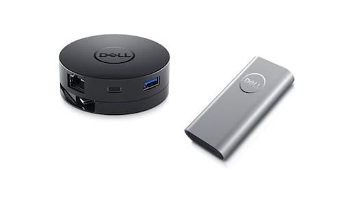 Dell anuncia SSDs externos com Thunderbolt 3 e adaptador DA 300 ao Brasil