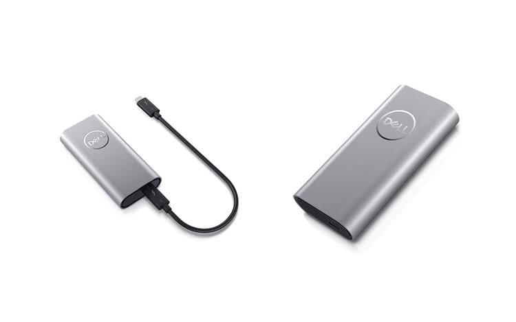 SSDs externos com Thunderbolt 3