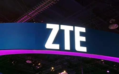 ZTE encerra atividades por proibição comercial nos EUA