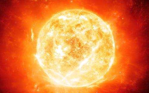 Sol deverá explodir em 5 bilhões de anos
