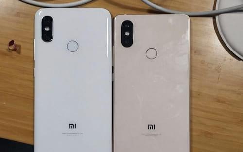 Xiaomi Mi 7 aparece com notch e duplo sistema de câmeras