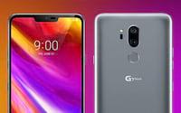 LG G7 ThinQ surge em loja britânica com preço baixo