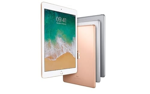 iPad de sexta geração está disponível para compra no Brasil