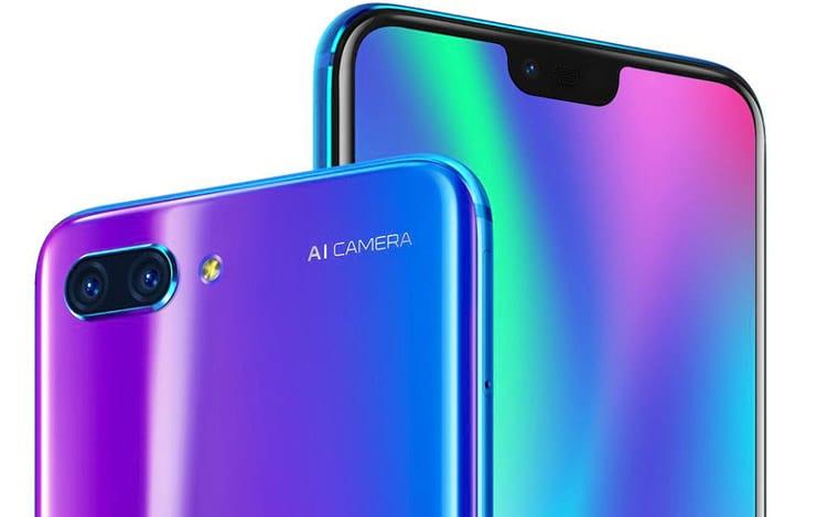 Huawei Honor 10 é lançado mundialmente com câmera selfie de 24 MP