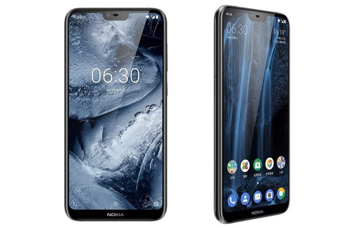 Nokia X6 é anunciado com Snapdragon 636, 6 GB de RAM e notch