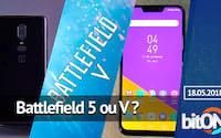 OnePlus 6 lançado oficialmente / EA anuncia Battlefield V  / Zenfone 3 Zoom recebe Oreo - bitON