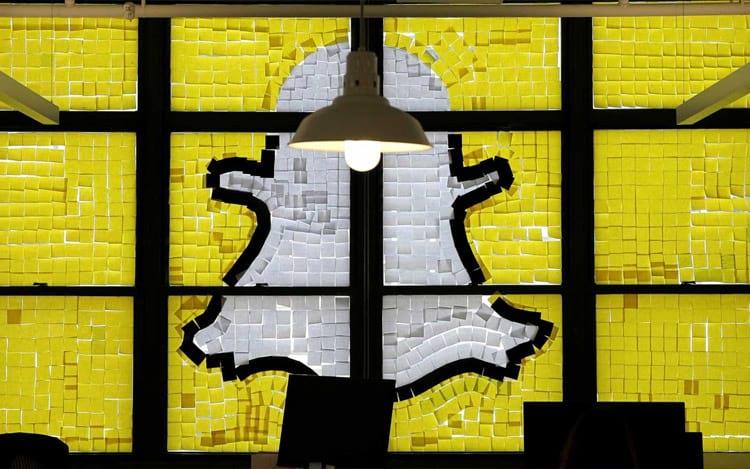 Relatório diz que Snapchat havia anunciado o novo design sem estar pronto