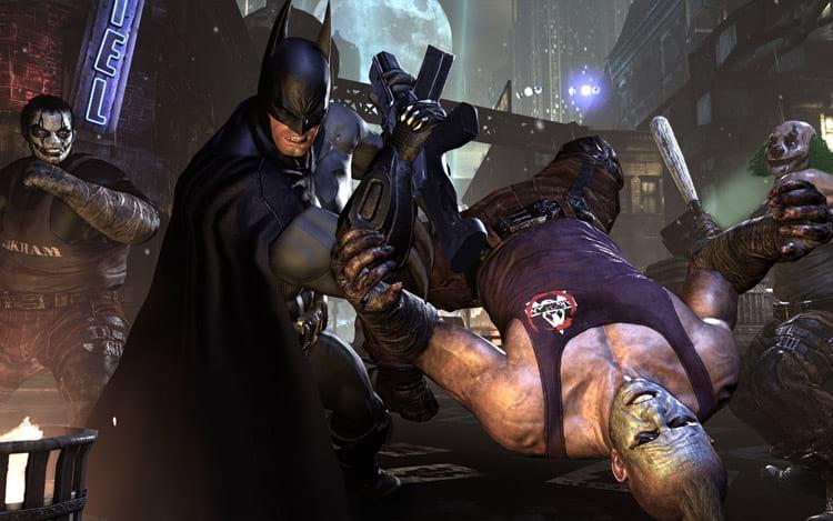 Batman Arkham City. (Imagem: Reprodução/Google)