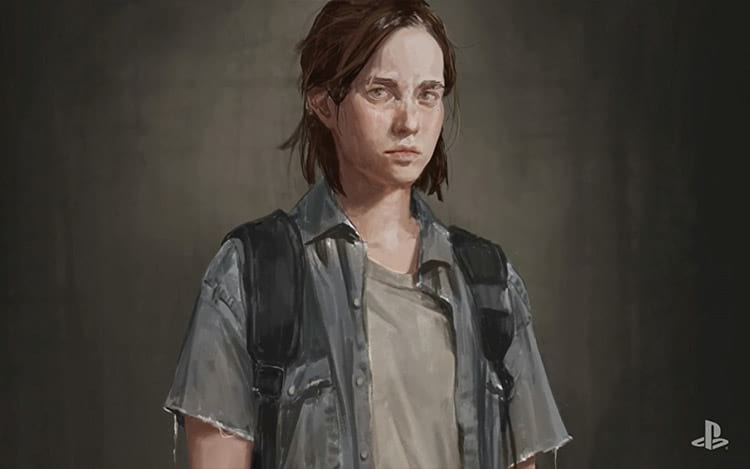 Ellie vai ser a personagem controlada em The Last of Us 2. (Imagem: Jovem Nerd)