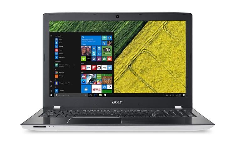 Acer Aspire E