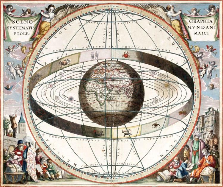 Clique aqui para confererir esse belíssimo mapa feito pelo cartógrafo Christoph Cellarius em uma resolução gigantesca