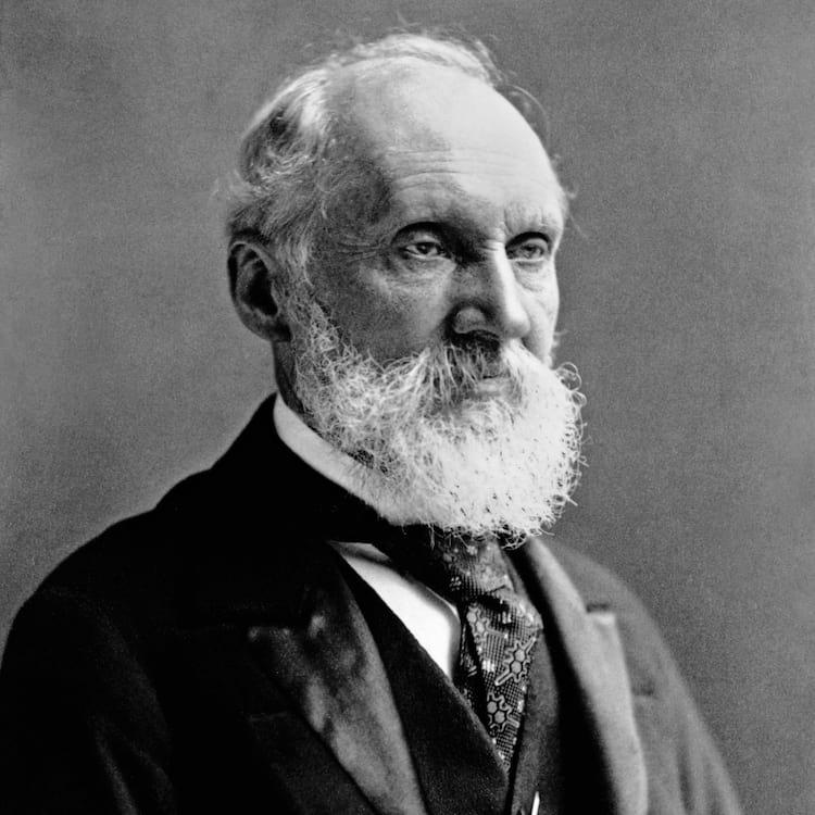 Lorde Kelvin foi um dos maiores físicos da era moderna