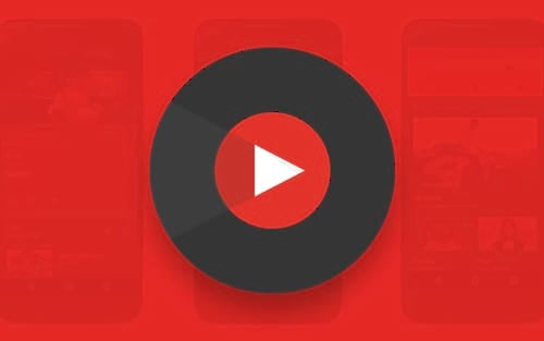 Novo YouTube Music já está em funcionamento