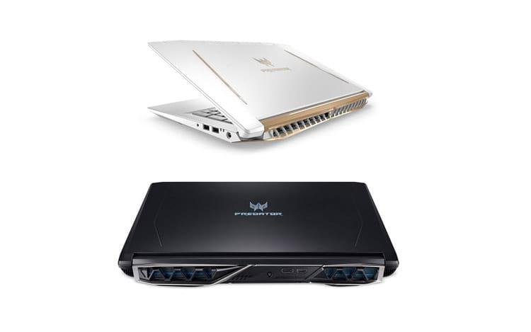 Acer apresenta o novo notebook gamer Predator Helios 500 e Predator Helios 300 Special Edition