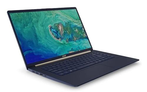 Acer anuncia notebook Swift 5 de 15