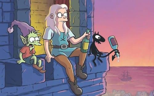 Série de animação do criador de Simpsons e Futurama estreia na Netflix em agosto