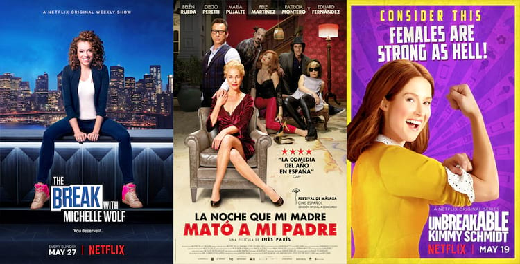 Novidades e Lançamentos Netflix da semana (27.05 a 03.06)
