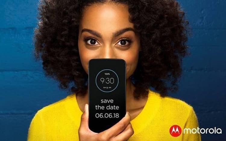 Motorola agenda evento para dia 06 de junho