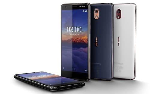 Conheça os aparelhos Nokia 2.1, 3.1 e 5.1