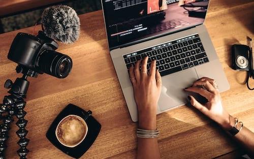 5 melhores editores de vídeos grátis