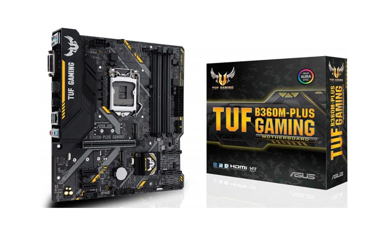 TUF B360M-PLUS GAMING