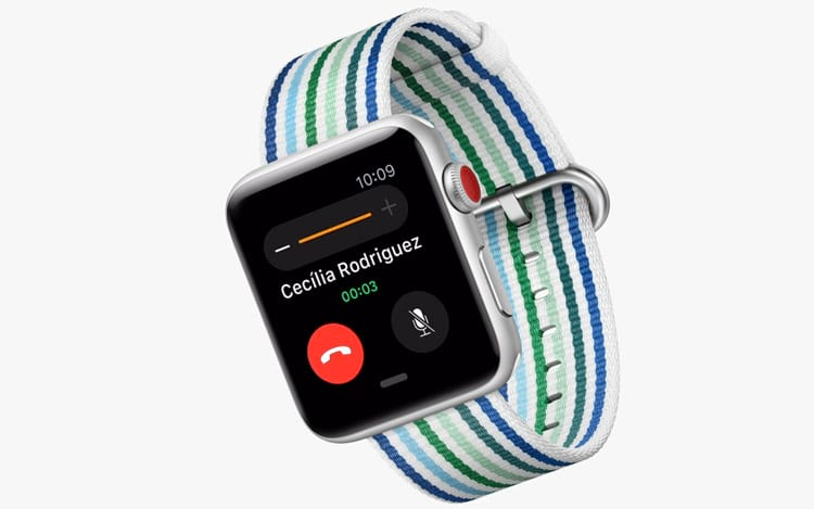 Apple Watch Series 3 (GPS + Cellular) will arrive in Brazil and two more models