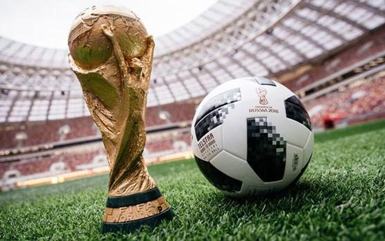 Telstar 18 a bola da Copa do Mundo 2018 da Rússia