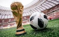 Primeiro jogo do Mundial terá bola que esteve no espaço