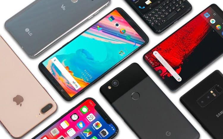Mercado mundial de smartphones