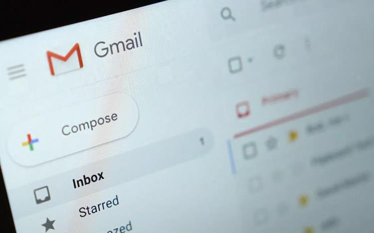 Gmail 2018