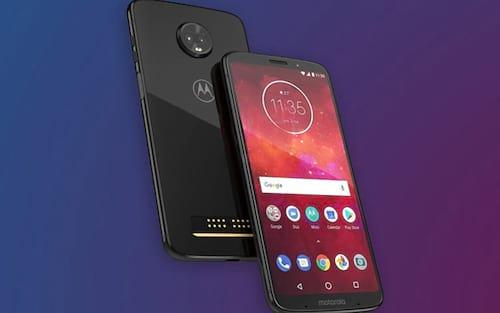 Motorola anuncia Moto Z3 Play no Brasil com tela de 6 polegadas por R$ 2.299